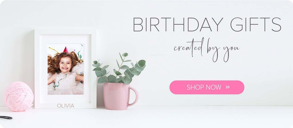 Personalised Gifts, Created by You